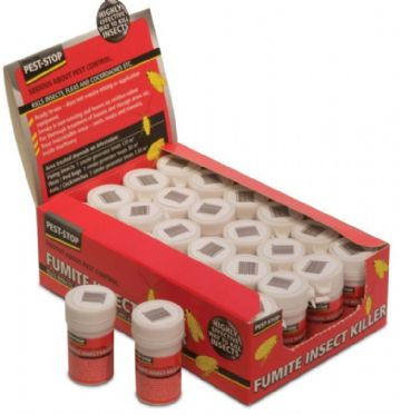 24 x Fogger Smoke fumigator Spider, Flea, Bed Bug killer